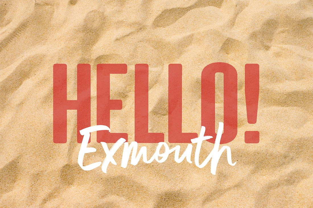 Hello! Exmouth