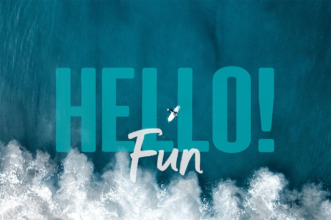 Hello! Fun