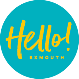 Hello! Exmouth icon